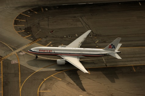 Los Angeles Aerial Photographer LAX Airport