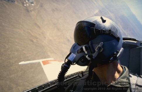f 16 fighter. Cockpit Stock Photo - Fighter
