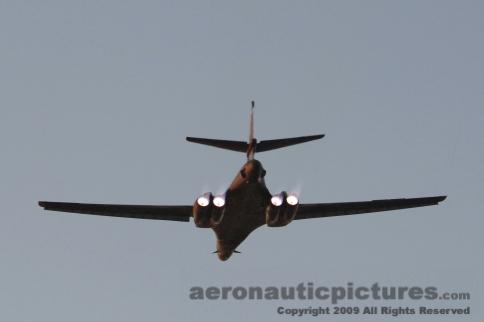 B-1B Lancer Bomber Picture