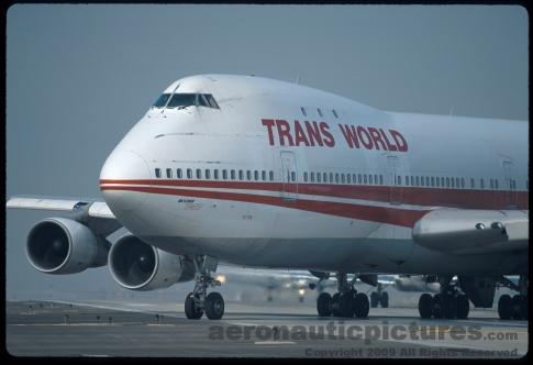 TWA Flight 800 Picture